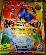 3 Packs Jamaican Ram Goat Soup Mix  - $10.00