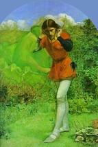 Ferdinand lured by Ariel by John Everett Millais - Art Print - $19.99+