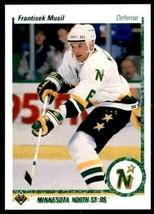 1990-91 Upper Deck Frantisek Musil #383 Dallas Stars Hockey Card! NM-M Defence - $1.37