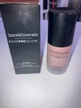 bareMinerals BarePro Glow Liquid Bronzer WARMTH - .47 oz. Authentic New - $19.06