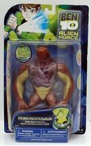 Ben 10 Ten Alien Force Humungousaur Action Figure Bandai 2009 Collection... - $37.39