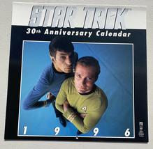 1996 Star Trek Calendar Pocket Books Wall Hanging - Unused - $11.96