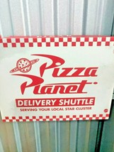 Mattel SDCC 2020 Pixar Alien Remix Pizza Planet Delivery Driver Limited ... - $52.24
