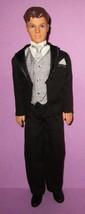 Barbie Ken Handsome Wedding Day Girls's Dream Groom Retired 2007 Doll OO... - $32.00