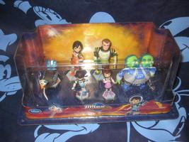 Disney Store Miles from Tomorrowland Figurine Playset Cake Topper Merc Miles  - $19.77