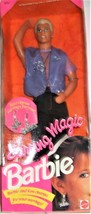 Barbie Doll  - Ken DISCONTINUED 1992 Earring Magic Ken Barbie Mattel  - $89.95
