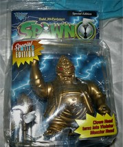 Spawn Series 1 Gold Variant Clown Exclusive Figure 1996 - $17.01