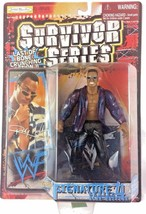 The Rock WWF WWE Jakks Action Figure Signature Series 4 1999 Dwayne Johnson - $24.70