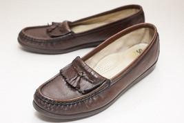 SAS 8.5 N Brown Loafers Women's - $24.00