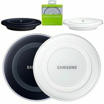 Samsung Wireless Charger Charging Pad - Note 5  6 S6 S7 + Edge - $9.99
