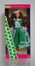Irish Barbie (Special Edition) Dolls of the World Collection NRFB c1994 - $12.85