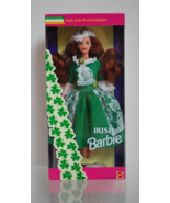 Irish Barbie (Special Edition) Dolls of the Wor... - $12.85