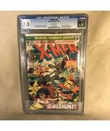 Uncanny X-Men #95 1975 Marvel Comics CGC Graded 7.0 - $148.49