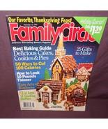 Family Circle Holiday Special Magazine 1999 Christmas Village Baking Rec... - $9.99
