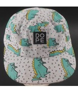 Dope Spencer's gift Dinosaur Snapback Adjustable Cap Hat - $9.89