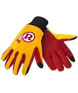 NFL Washington Redskins Retro Color Texting Gloves - $11.95