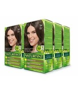Naturtint Permanent Hair Color 5N Light Chestnut Brown Ammonia Free 6/pack - $76.51