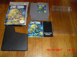 Time Lord (Nintendo Entertainment System, 1990) - $14.80