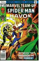 "Marvel Team-Up #69 : Featuring Spider-Man and Havok in ""Night of the Liv... - $2.09"