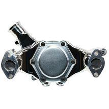 "GM BBC LWP 396 402 427 454 8-Blade Aluminum 5/8"" Volume Chrome Water Pump image 8"