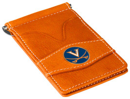 Virginia Cavaliers Orange Officially Licensed Players Wallet - $19.00