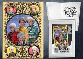The Golden Girls Cast 120 Piece Jigsaw Puzzle - $12.00