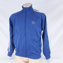 Vintage Fred Perry Sportswear Track Jacket Twin Taped Coat Running Sport... - $49.99