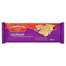 Crawfords Garibaldi - 100g - Pack of 8 100g x 8