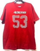 NWT NFL MEN'S San Fransisco 49ERS  Short Sleeves  T-Shirt size *L - $13.99