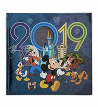 Walt Disney World 2019 Mickey Mouse Photo Album Holds 200 Photos - $64.34