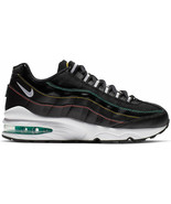 """NIKE AIR MAX 95 """"GAME CHANGE"""" YOUTH SIZE 4.0 TO 5.0 BLACK NEW RARE STYLISH - $140.00"""