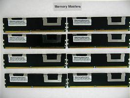 64GB (8X8GB) PC2-5300F Memory Dell P/E 1950 III 2900 III 2950 III