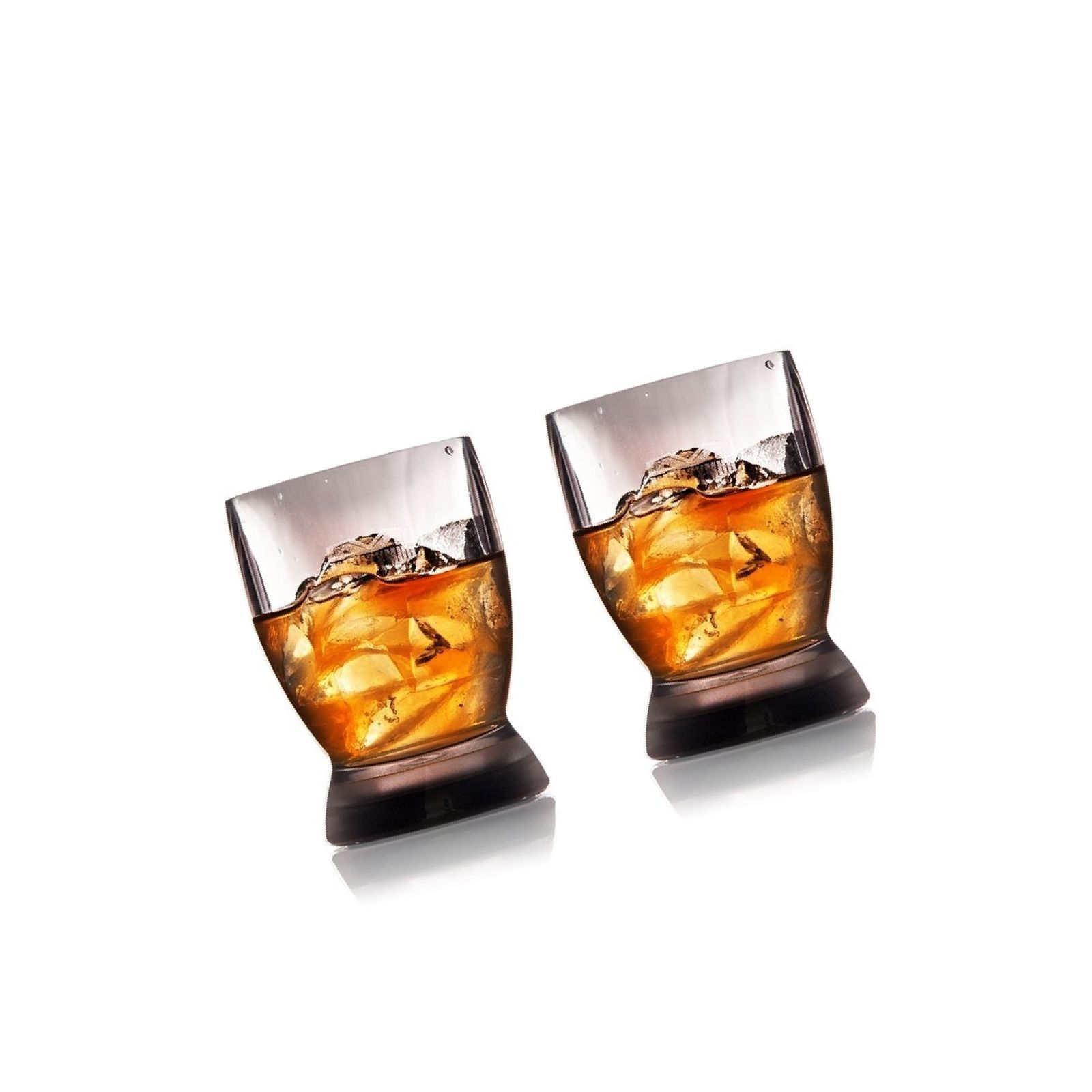 Mighty Mug Barware:  Set of 2 15 oz Double Old Fashioned / Stemless Wine Glas...