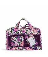 Vera Bradley Factory Style Travel Bundle  In Signature Cotton Flower Garden - $42.00
