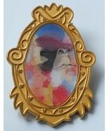 Disney Pin, Villains Series Captain Hook Lenticular Gold Oval Frame LE 5000 - $18.49