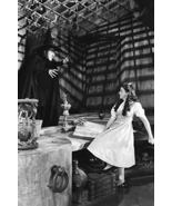 Judy Garland and Margaret Hamilton in The Wizard of Oz 24x18 Poster - €22,68 EUR
