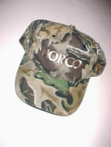 Norco Company Adult Unisex Camouflage Green Brown Baseball Cap One Size New - $22.76