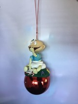 Nickelodeon 1990s Rugrats Tommy Baby  Christmas Ornament J01 - $17.81