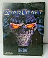 StarCraft Guide Book for the Original StarCraft game by Blizzard - $4.00