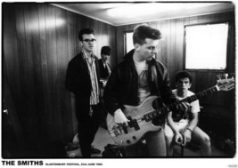 The Smiths Poster 33x23 Perks of Being a Wallflower Sam image 1