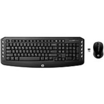 HP LV290AA 2.4 GHz Wireless Keyboard and Mouse - $47.42