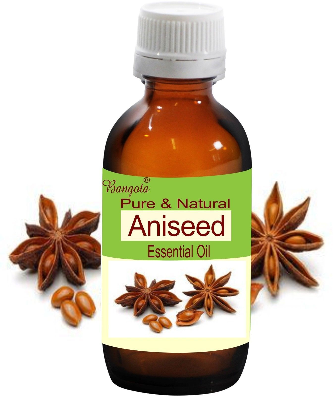 Primary image for Aniseed Pure Natural Essential Oil 15 ml Pimpinella anisum by Bangota