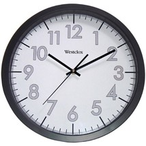 Westclox 32067 14 Round Office Wall Clock - $30.44