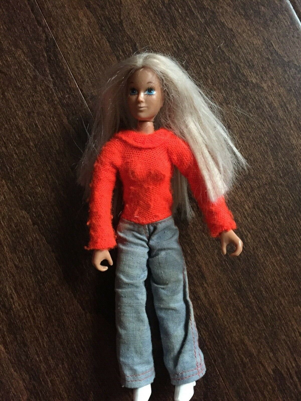 Primary image for 1974 VINTAGE DOLL IDEAL made in Hong Kong