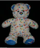 "15"" BUILD A BEAR DQ BLIZZARD SPRINKLES CANDY STUFFED ANIMAL PLUSH TOY BA... - $22.21"