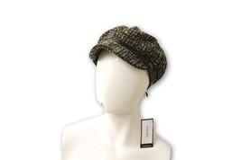 Nine West Women's Dark Gray Woven Hat NWT - $19.75