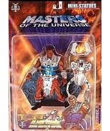 NECA Masters of the Universe Series 2 Clamp Champ Mini Statue - $21.29