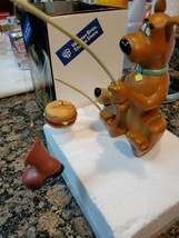 RARE Scooby Doo & Scrappy Figurine New in Box 1998 Warner Bros. Studio f... - $196.02