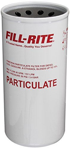 Fill-Rite F4010PM0 10 Micron 40 GPM Particulate Spin on Filter