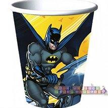 Batman 'Dark Knight' 9oz Paper Cups (8ct) - $2.92